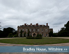 Bradley House wedding venue in Wiltshire