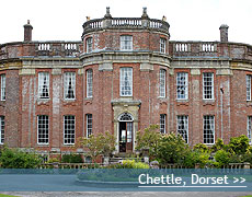 Chettle wedding venue in Dorset
