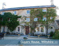 Guyers House wedding venue in Wiltshire