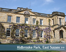 Kidbrooke Park wedding venue in Hertfordshire