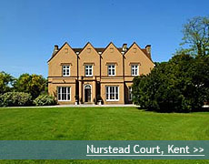 Nurstead Court wedding venue in Kent