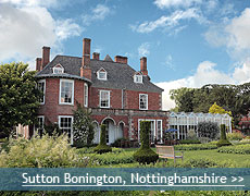 Sutton Bonington Hall wedding venue in Nottinghamshire