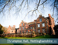 Thrumpton Hall wedding venue in Essex