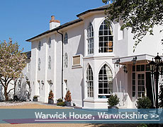 Warwick House wedding venue in Surrey